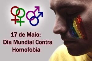 Dia Internacional contra a Homolésbotransfobia.