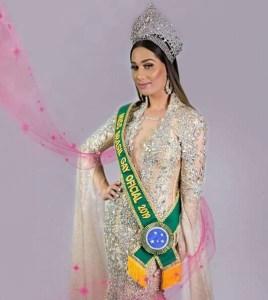 Antônia Gutierrez, Miss Gay Brasil Oficial