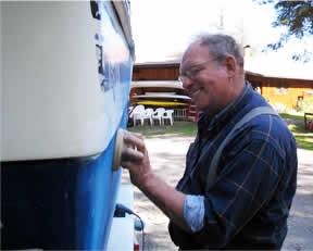 Midland Fiberglass Repair