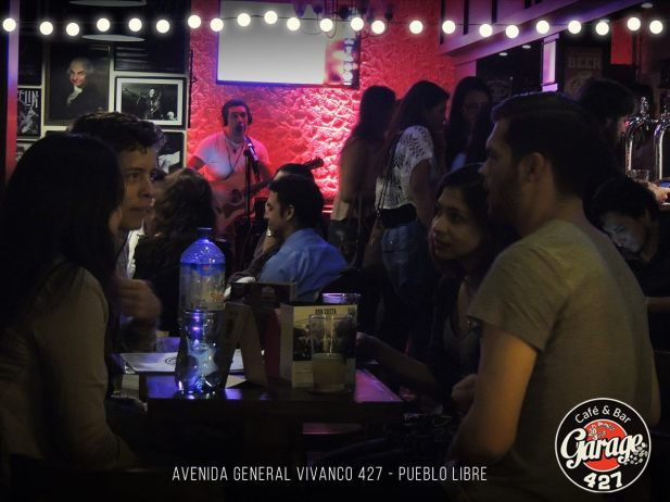 Garage 427 Bar Pueblo Libre 06