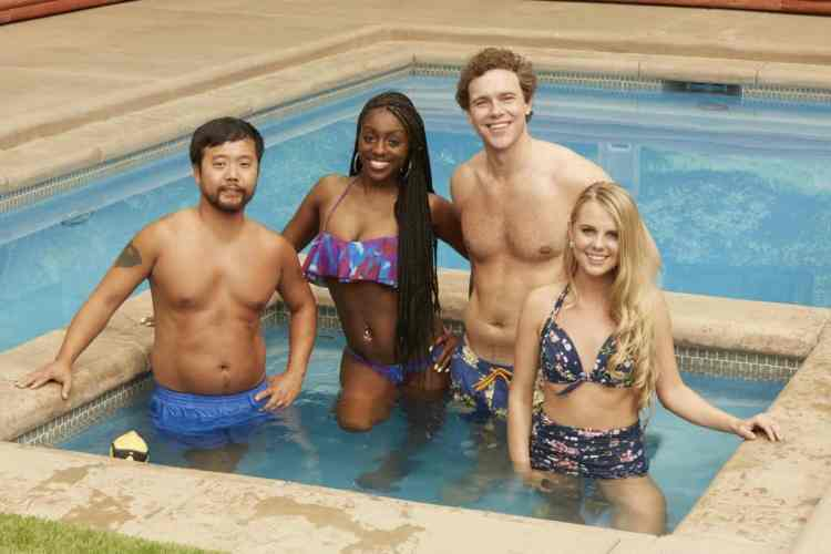 Image of Big Brother Season 18 Contestants