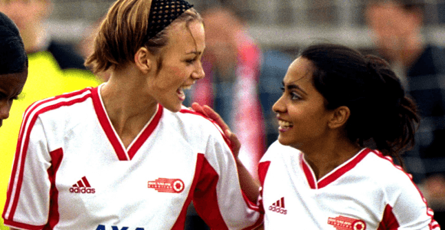 Reaction: Intersectionality in Bend it like Beckham