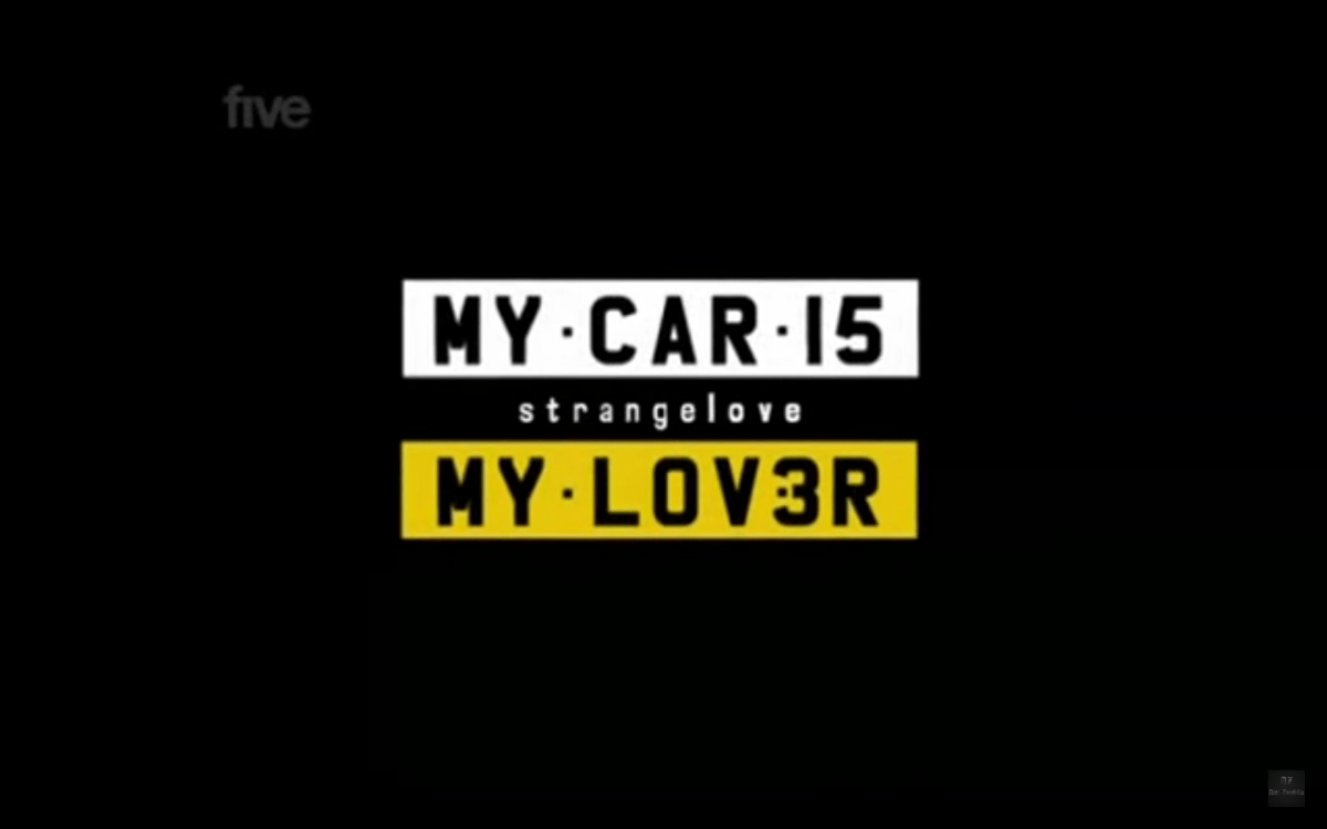"Mechaphiles and Objectum Sexuality in ""Strange Love: My Car is My Lover"""