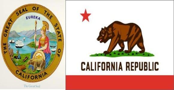 Seal and Beard of CA