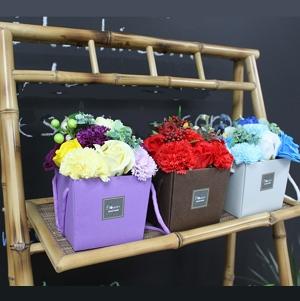 Flores de Sabão