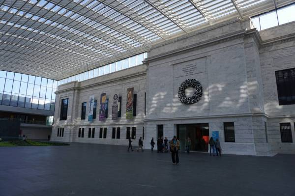 Cleveland Museum Of Art Redux Diverting