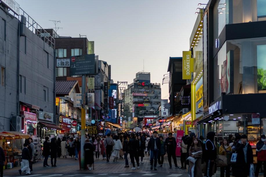 things to do in Hongdae