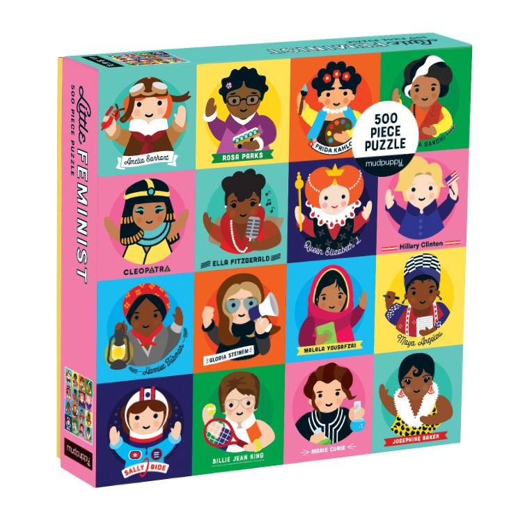 Little Feminist 500 FamilyPuzzle