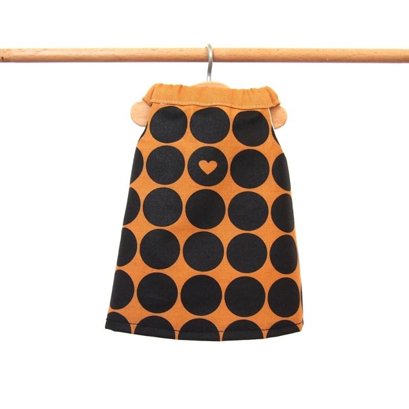 Šaty guličkové