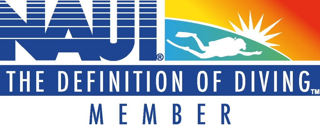 NAUI Logo Definition of Diving_Member