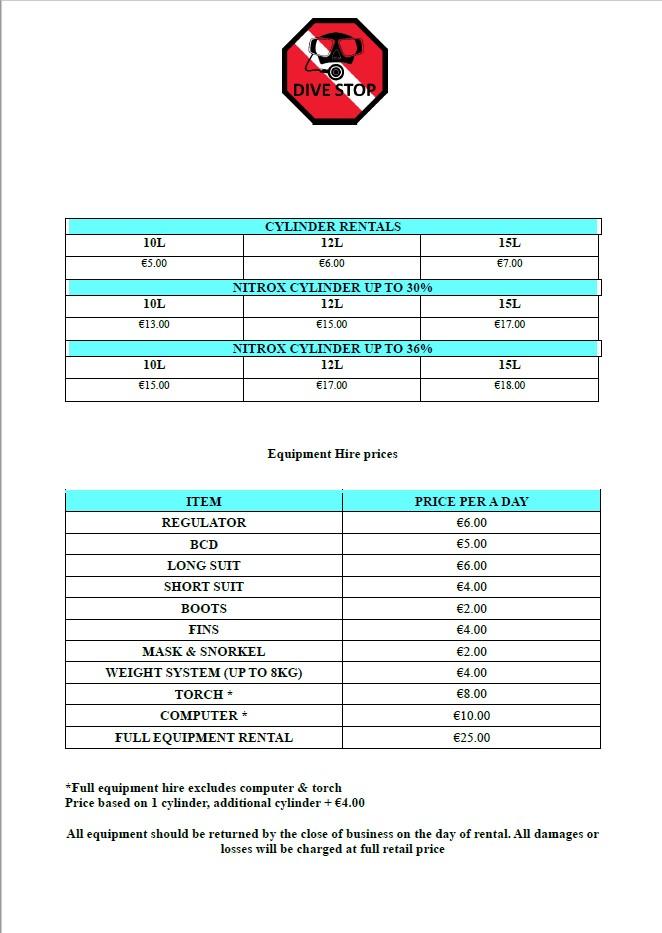 scuba-cylinder-diving-equipment-rental-cyprus