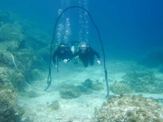 (Romantiske dykkesteder?)