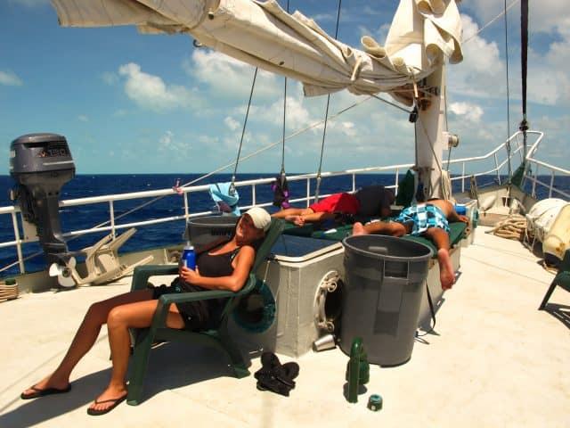 Juliet Sailing  Diving Liveaboard Review  Bahamas