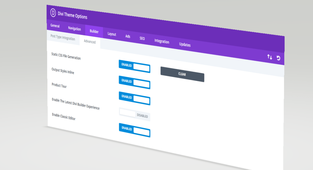 How to re-enable Divi classic editor after the WordPress Gutenberg release
