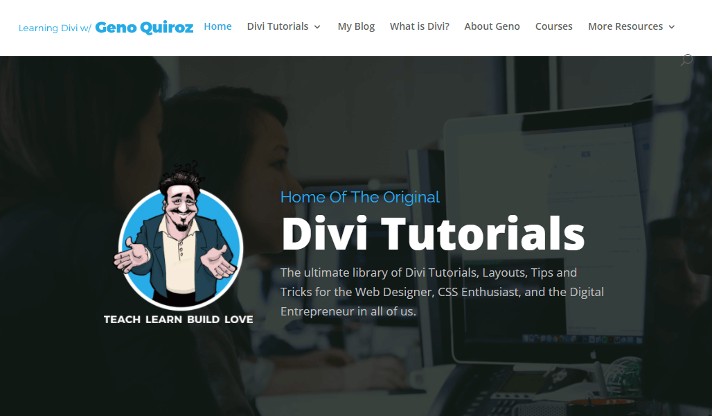 Ultimate Divi Resource Collection av Geno Quiroz 1