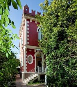 Hotel Villa Angelica en Lido