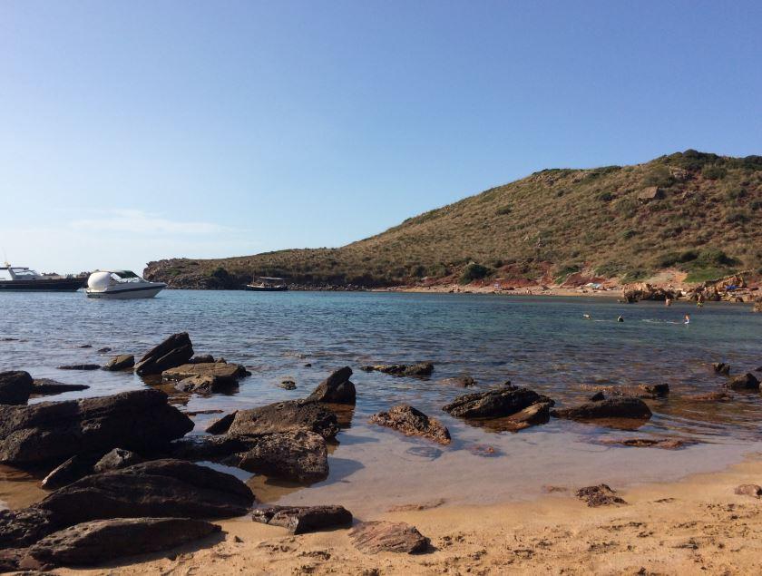 Cala Roja (Menorca)