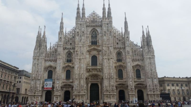 Catedral de Il Duomo (Milán)