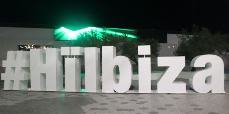 Letrero Hï Ibiza