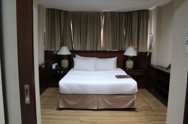 Habitación del hotel The Grand Sathorn en Bangkok