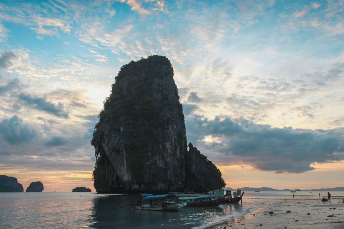 Tailandia: excursión a las 4 islas y snorkel nocturno