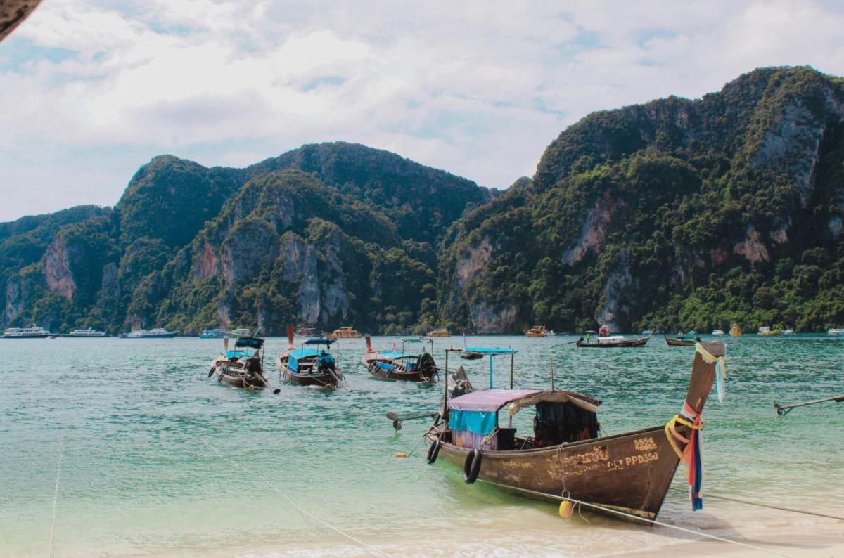 Tailandia: Phi Phi Island en 3 días