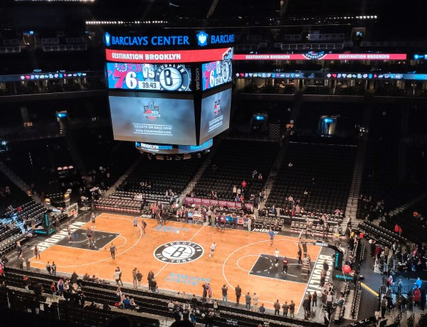 Estadio Barclays Center en Brooklyn