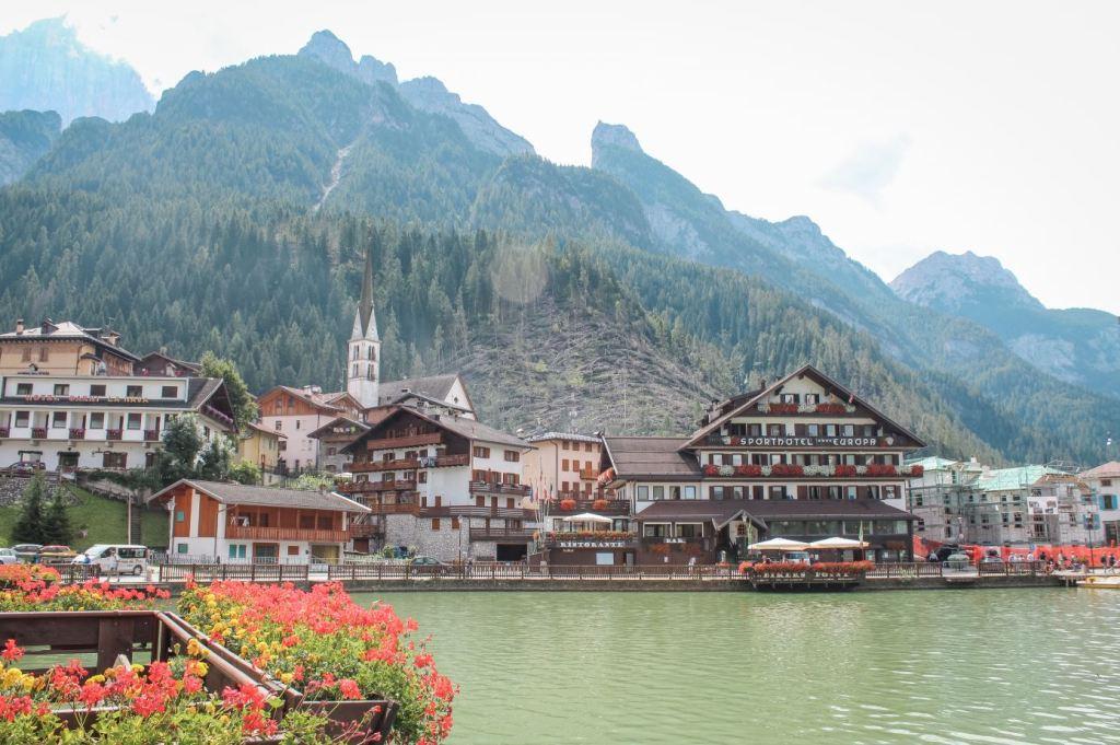 Que ver en Dolomitas: Allegue