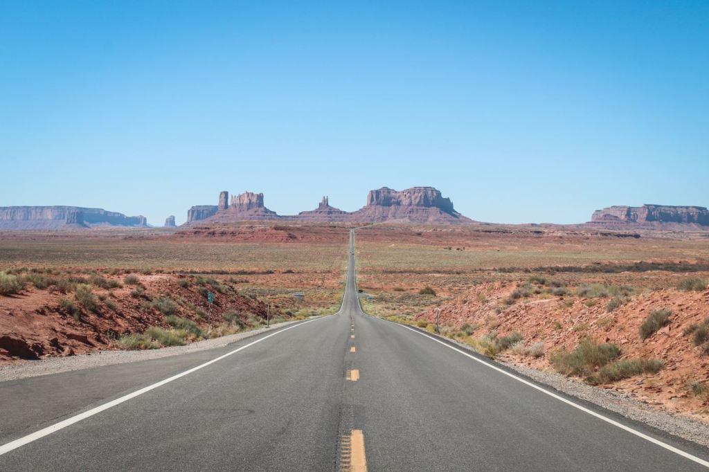 Costa Oeste EEUU organizar viaje