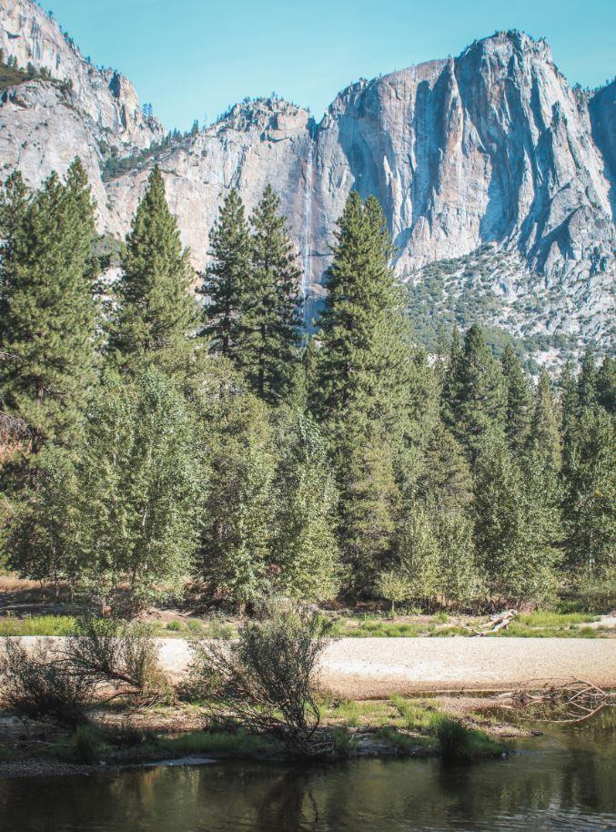 Qué ver en Yosemite - Upper Yosemite Fall