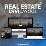 Divi Real Estate Layout