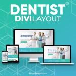 Divi Dentist Layout