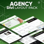Divi Agency Layout Pack
