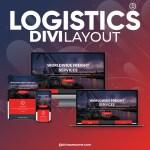 Divi Logistics Layout