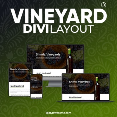 Divi Vineyard Layout