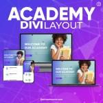 Divi Academy Layout
