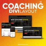 Divi Coaching Layout