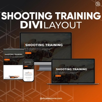 Divi Shooting Training Layout