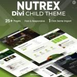 Nutrex Divi Child Theme