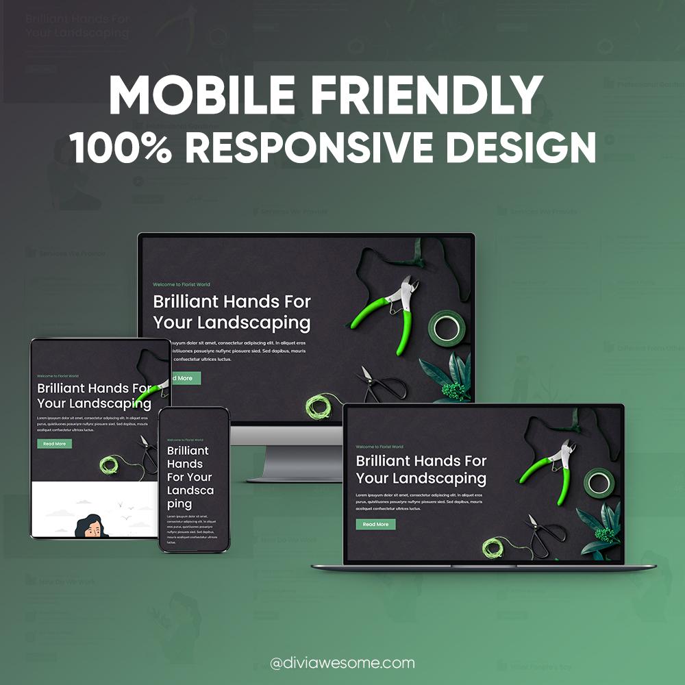 100 Mobile Friendly 16