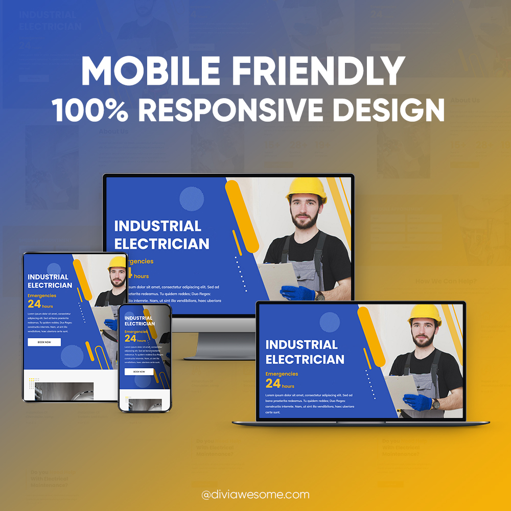 100 Mobile Friendly