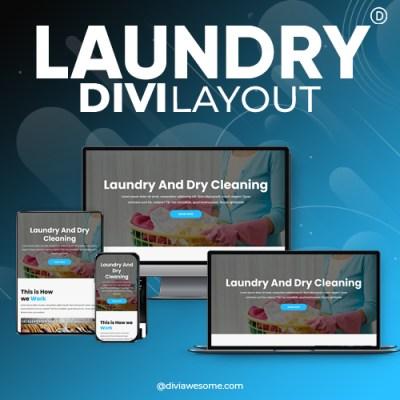 Divi Laundry Layout 2
