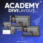 Divi Academy Layout 3