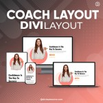 Divi Real Coach Layout