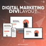 Divi Digital Marketing Layout 5