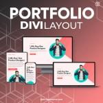 Divi Portfolio Layout 3