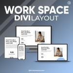 Divi Work Space Layout