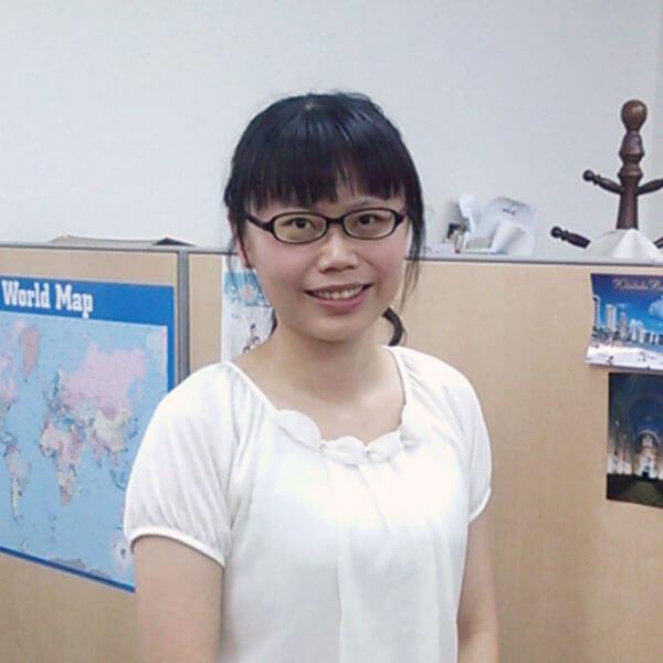 林 姿瑩先生