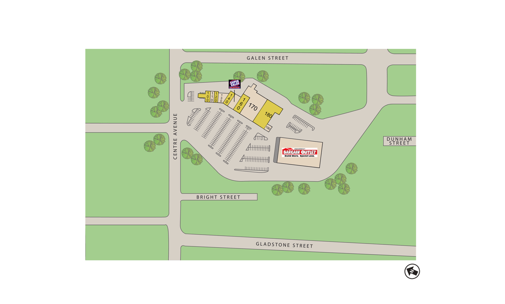 Brockton Ma Brockton Eastway Plaza  Retail Space