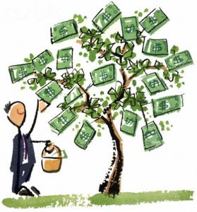 "Dividend Magic - Invest - ""The best time to plant a tree was 20 years ago. The second best time is now."""